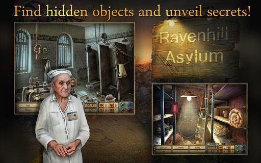 【免費解謎App】Ravenhill Asylum: HOG-APP點子