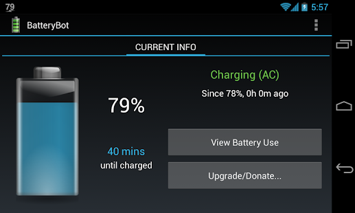 BatteryBot Battery Indicator Screenshot 30