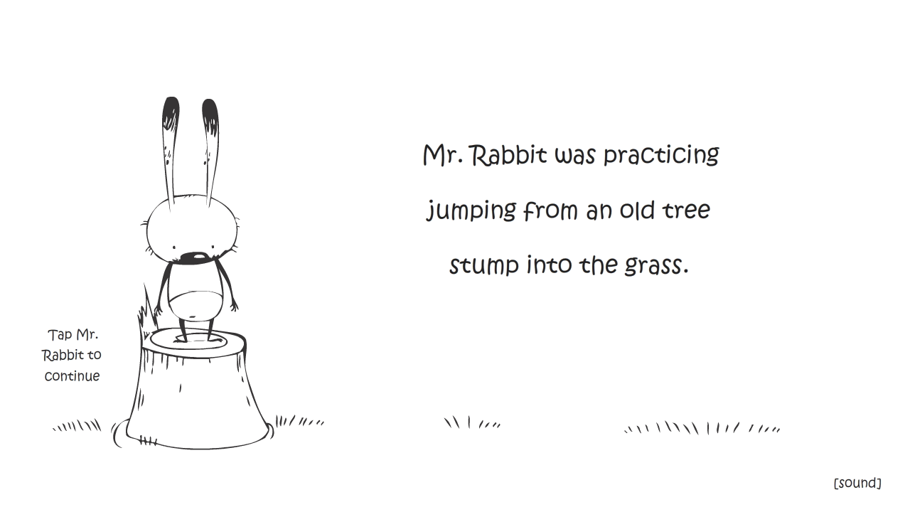 Mr Fox and Mr Rabbit- screenshot