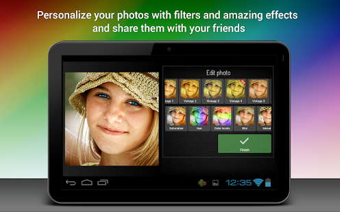 Wizard Photo Editor - screenshot thumbnail
