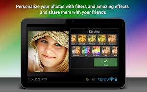 Wizard Photo Editor 1.8   app screenshot