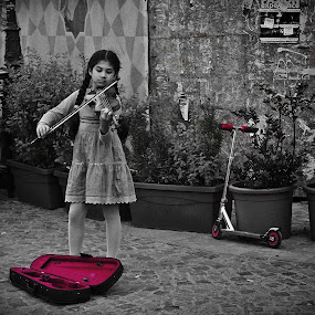 copilarie by CA Mihai - City,  Street & Park  Street Scenes
