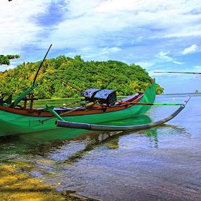 Pantai Jherat lanjheng by Azay Boyan - Landscapes Beaches