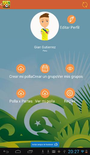 Go-Gol Polla Brasil 2014