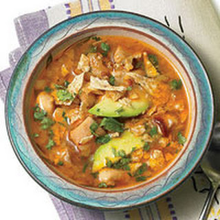 Mexican Chicken Lime Soup.