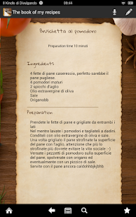 The book of my recipes pro- screenshot thumbnail