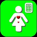 Pregnancy Calculator+Calendar icon