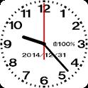 El diseño del reloj-No05 icon