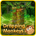 Dropping Monkeys 3D Board Game icon