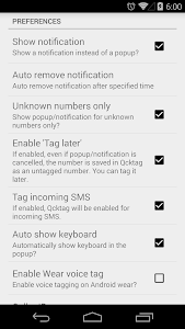 Qcktag - temporary contacts v1.4