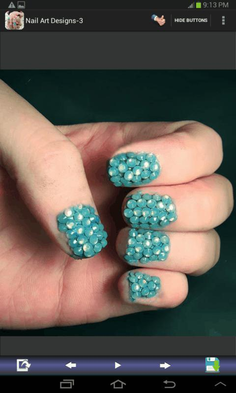 Nail Art Designs Set- Three - screenshot