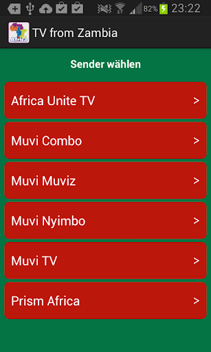 電視贊比亞