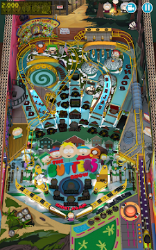 South Park™: Pinball - screenshot