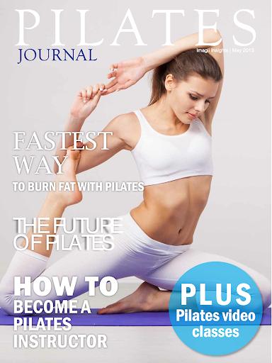Pilates Journal Magazine