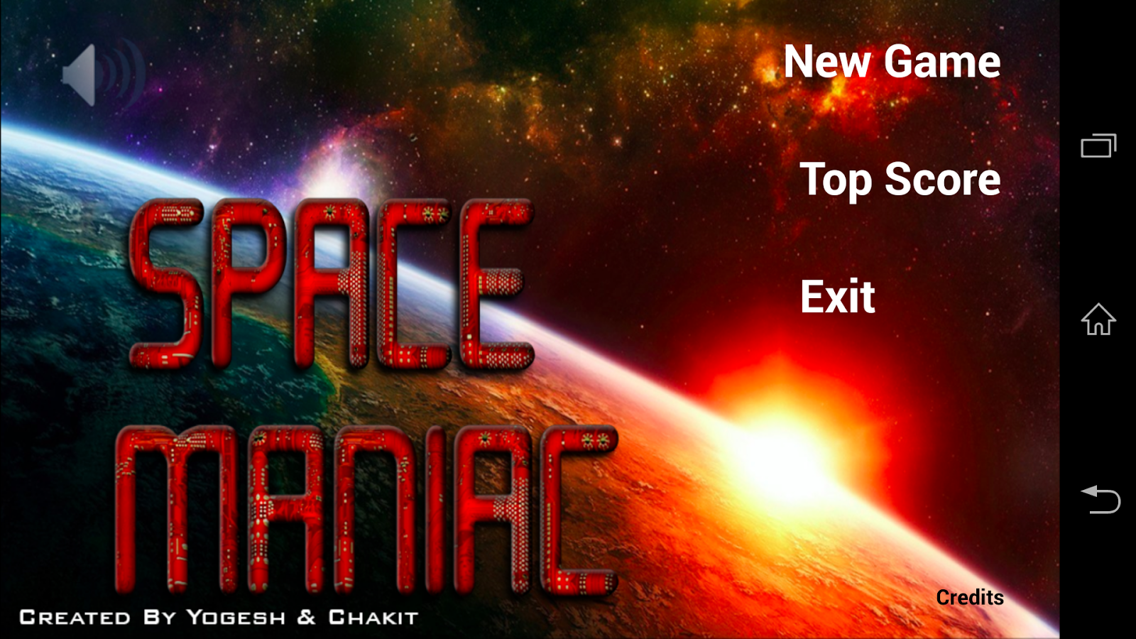 Space Maniac- screenshot