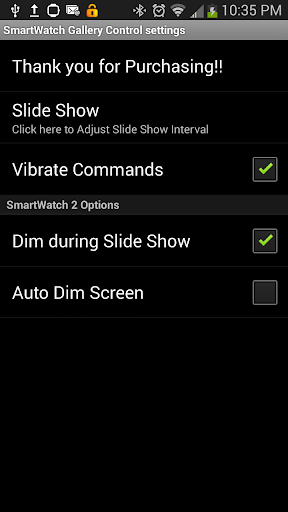 【免費媒體與影片App】SmartWatch Gallery-APP點子