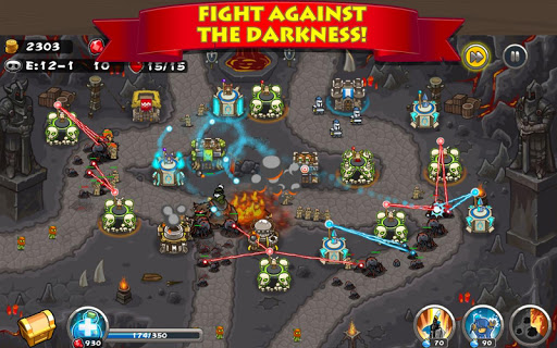 Horde Defense 1.6.0 screenshots 7