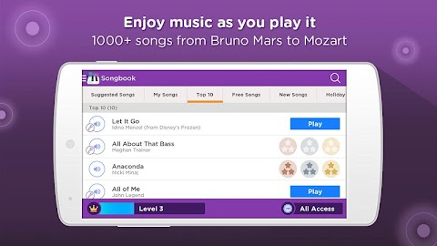 Magic Piano by Smule Screenshot 2