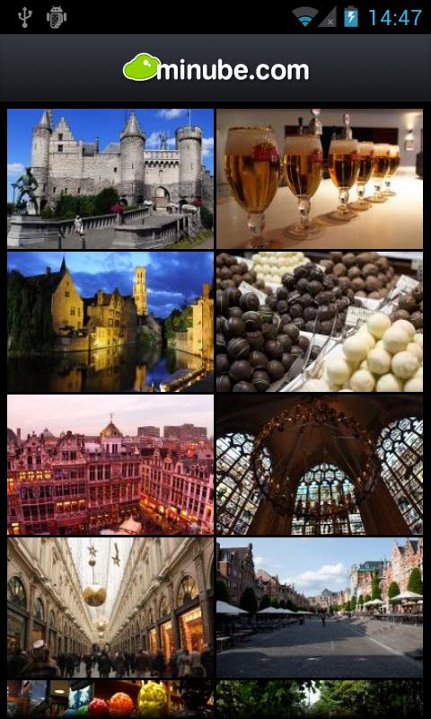 Flandes Guía de viaje - screenshot