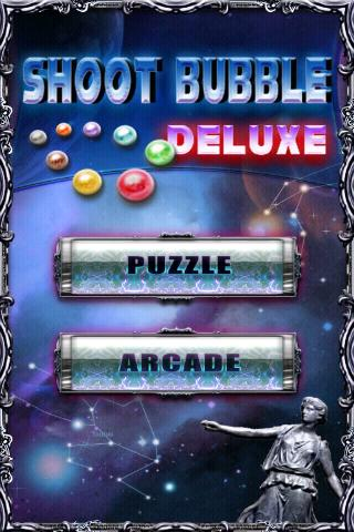 bubble shoot delux