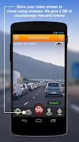 Screenshot of Car DVR & GPS navigator