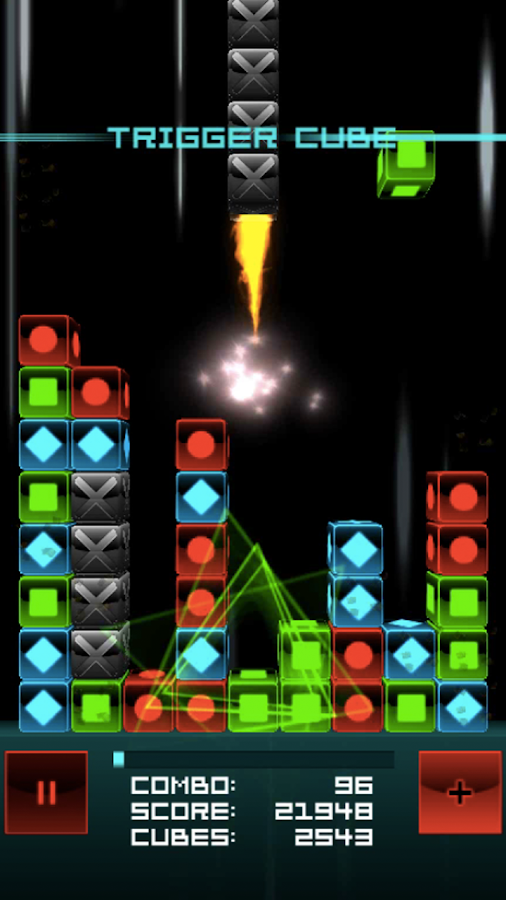 Rocket Cube- screenshot