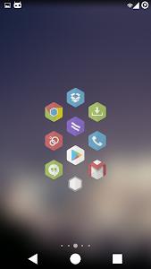 Hexacon - Icon Pack v3.1.1.1