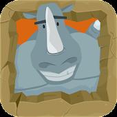Poke the Rhino