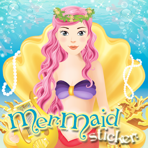 Mermaid Sticker Lite for PC and MAC
