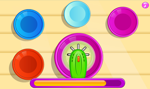 Cooking Candy Cookies Game