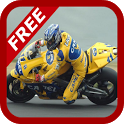 Racing Speed Moto GP Free Game icon