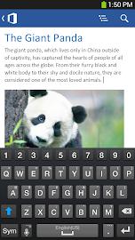 Microsoft Office Mobile Screenshot 4