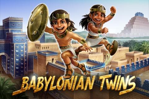 Babylonian Twins Platform Game- screenshot