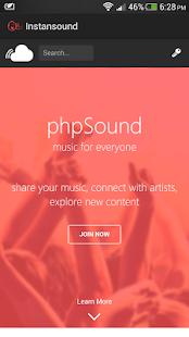 Instansound- Music & Audio screenshot