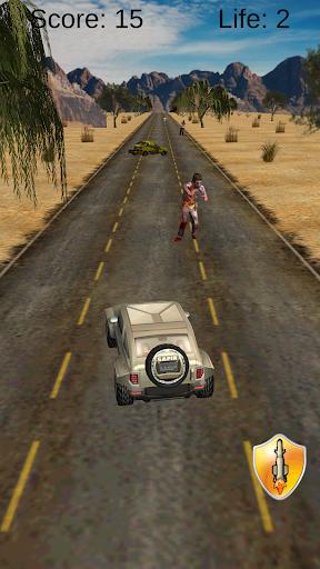 Zombie Crashing 3D