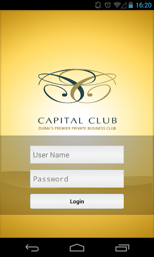 【免費生活App】Capital Club Dubai-APP點子