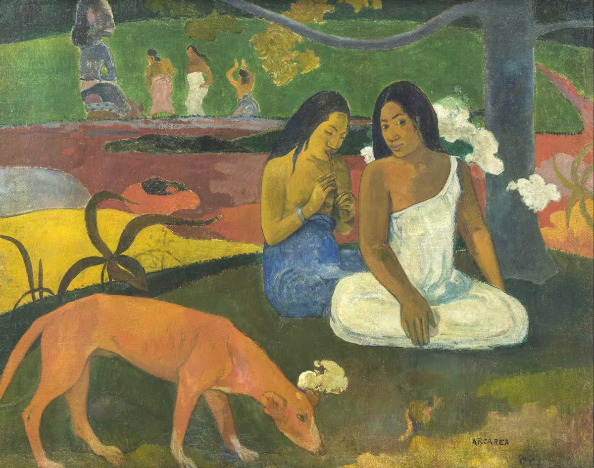 Paul Gauguin Google Arts Culture