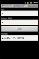 Screenshot of Pico Matematica