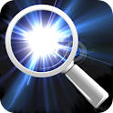 Light Magnifying Glass(Free) icon