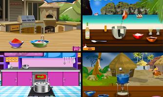 Screenshot of cooking chef - recipe book