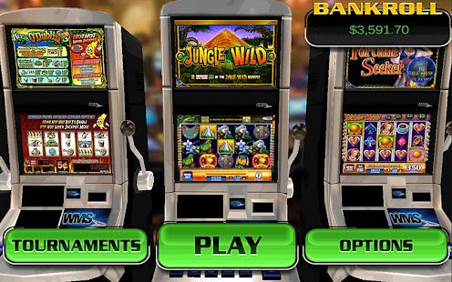 Jungle Wild - HD Slot Machine- screenshot thumbnail