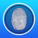 Fake Fingerprint Lock Screen icon