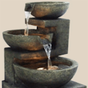 Water Fountain Live Wallpaper