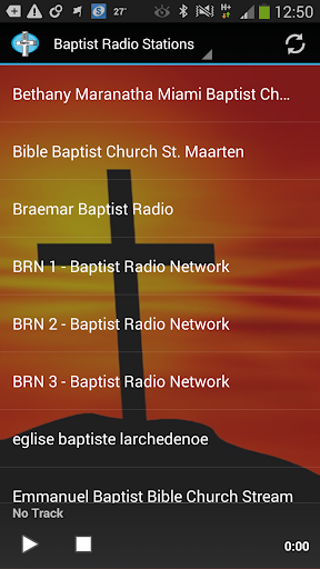 Baptist Radio Stations