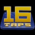 16Taps icon