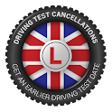 UK Driving Test Cancellations icon
