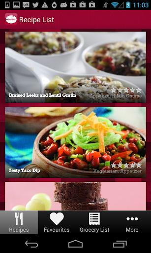 Canadian Lentils Recipes