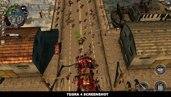 Screenshot of Zombie Driver THD