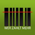 Werzahltmehr Recommerce-App logo