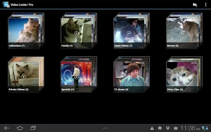 Video Locker - Hide Videos Screenshot 8